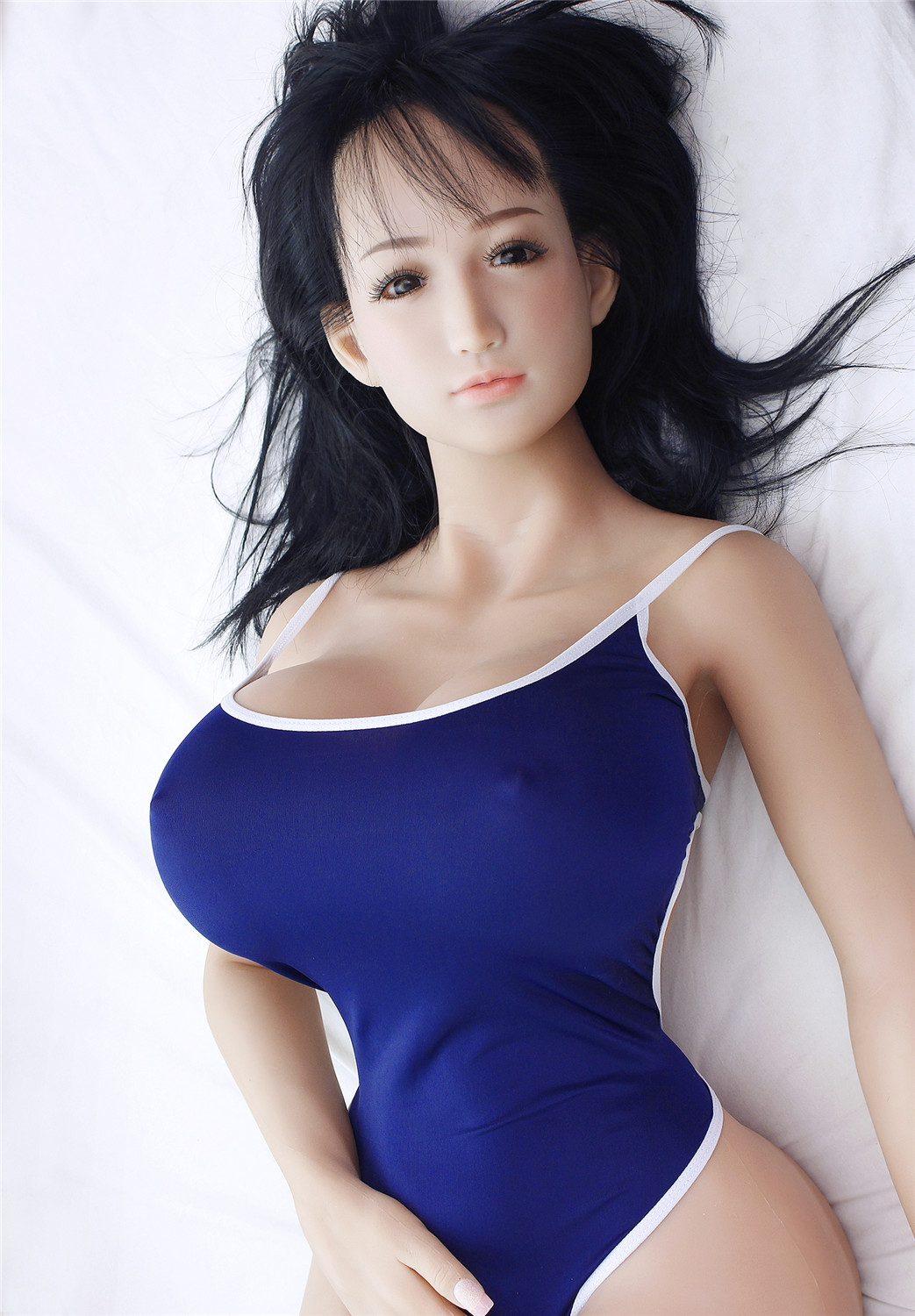 IL Doll 145cm(4.75ft) H-Cup Full Size lifelike Sex Silicone Doll with Head #26