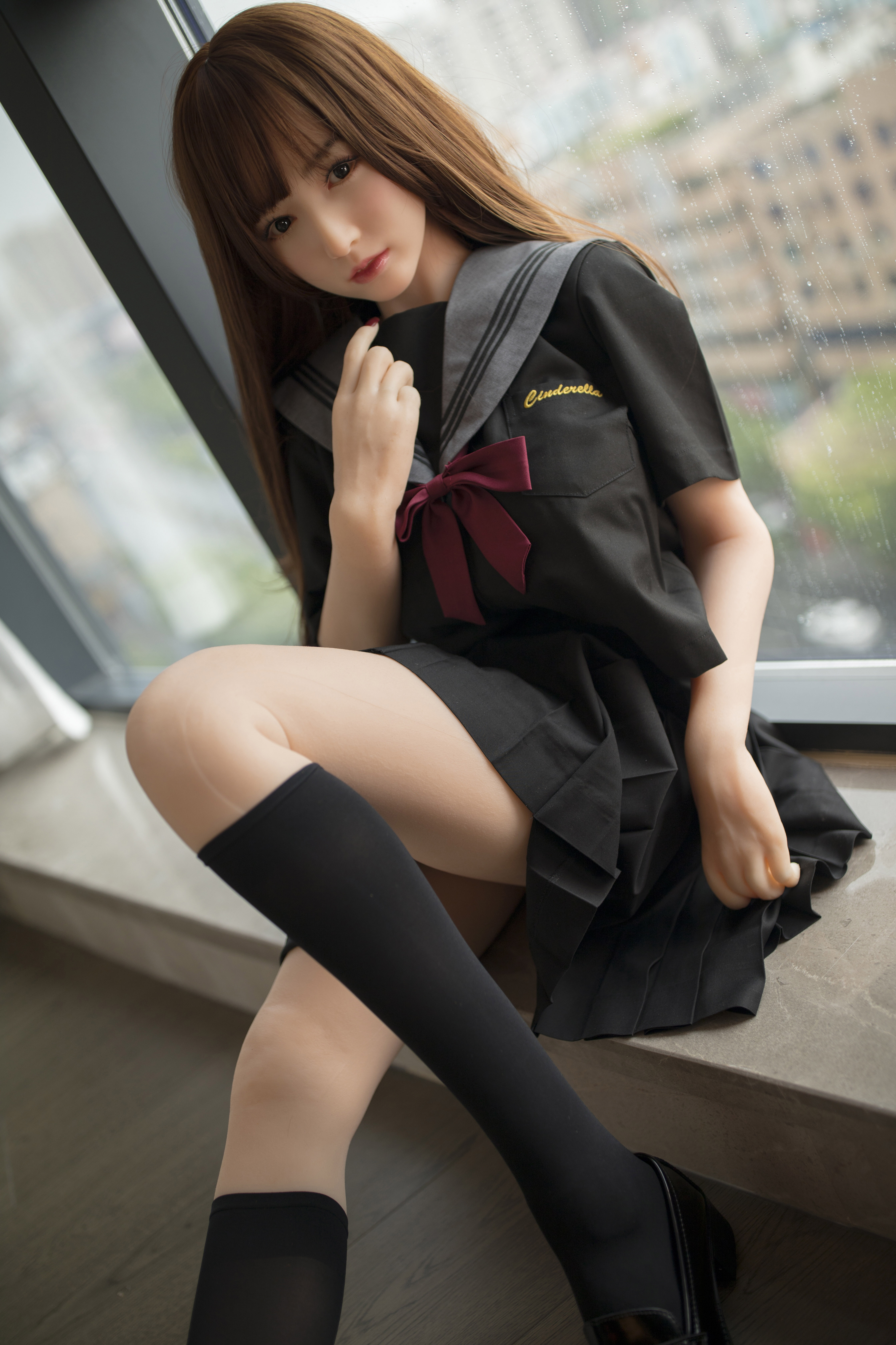 Top Sino Doll Silicone Sex Doll 159cm/5ft2 #T1 Miyou RRS