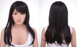 ZELEX Silicone Doll 165 cm(5.41 ft) Full Size Lifelike Sex Doll with #G09 Head