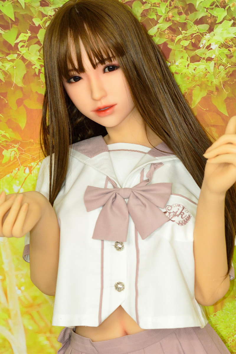 Sanhui Doll 156cm/5ft1 E-cup Silicone Sex Doll with Head #22