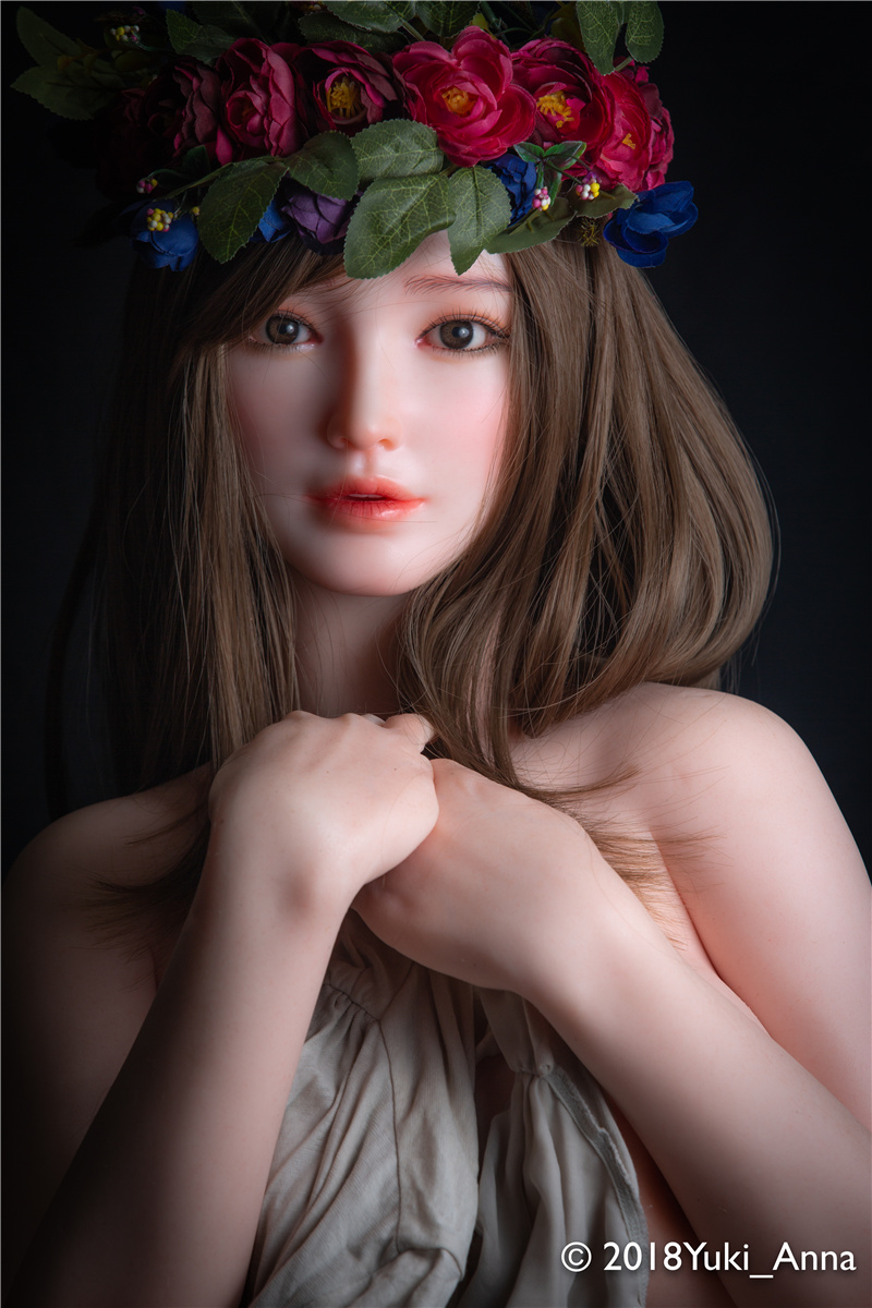 Real Girl Doll 160cm(5.3ft) E-Cup Full Size lifelike Sex Silicone Doll aiko