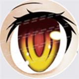 #33 eyeball of Aotume doll