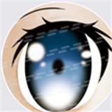 #17 eyeball of Aotume doll