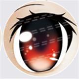 #7 eyeball of Aotume doll