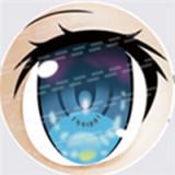 #37 eyeball of Aotume doll