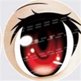 #12 eyeball of Aotume doll