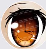 #19 eyeball of Aotume doll
