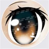 #5 eyeball of Aotume doll