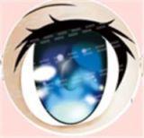 #43 eyeball of Aotume doll