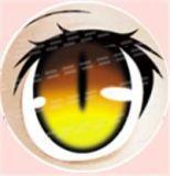 #62 eyeball of Aotume doll