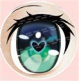 #64 eyeball of Aotume doll