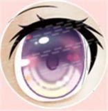 #61 eyeball of Aotume doll
