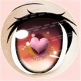 #80 eyeball of Aotume doll