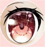 #63 eyeball of Aotume doll