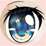 #49 eyeball of Aotume doll
