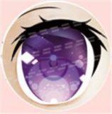 #75 eyeball of Aotume doll