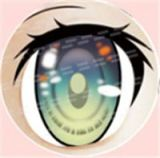 #47 eyeball of Aotume doll