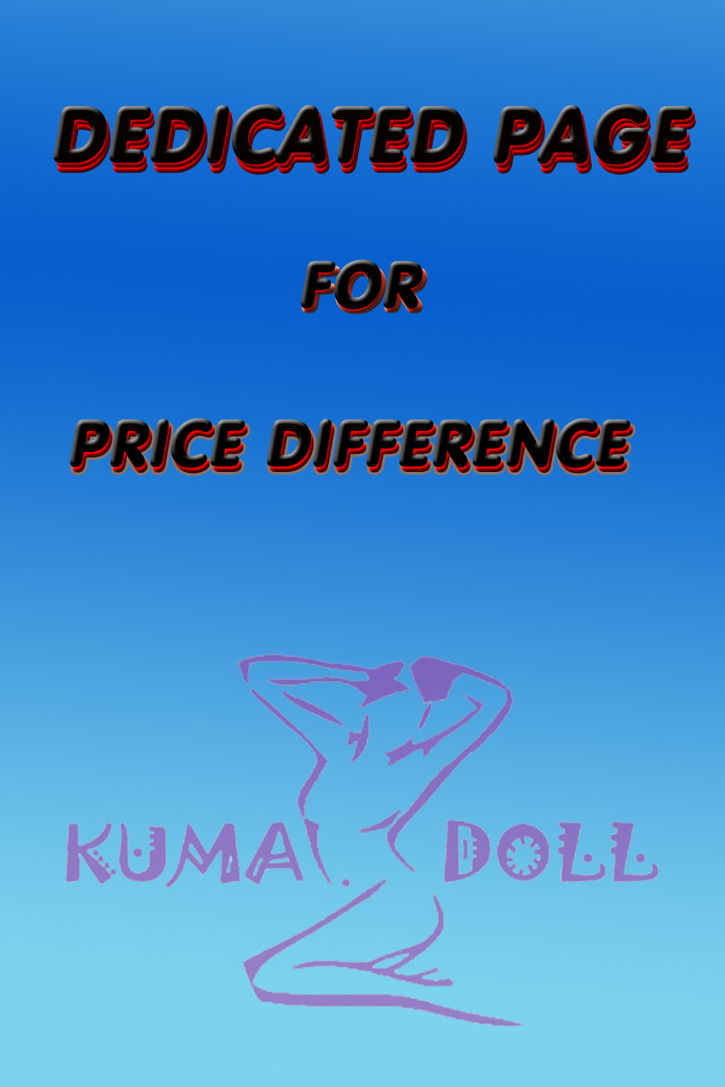 Price Difference Dedicated page