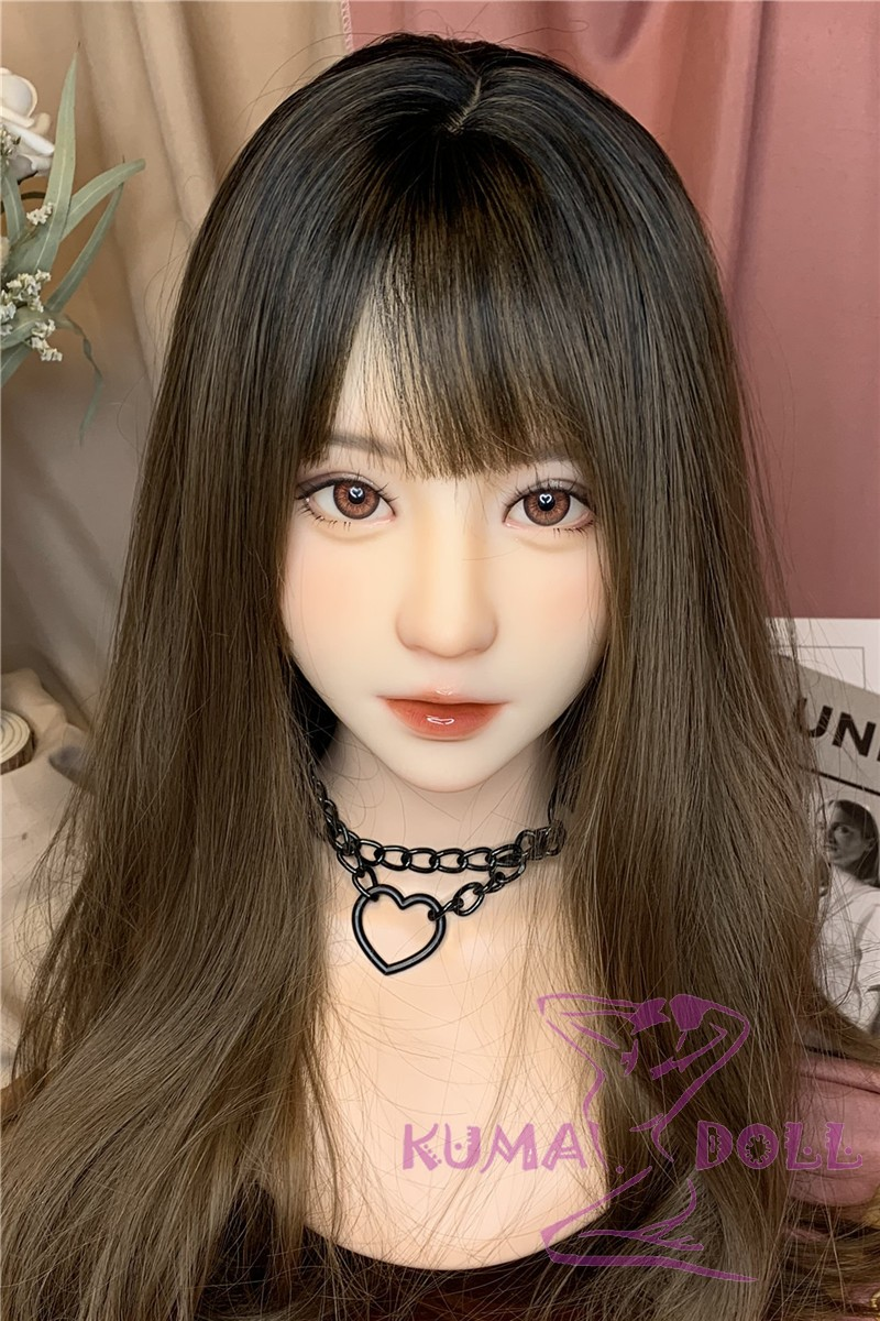 Real Girl Doll R6 TPE head M16 bolt with professional make-up option white skin