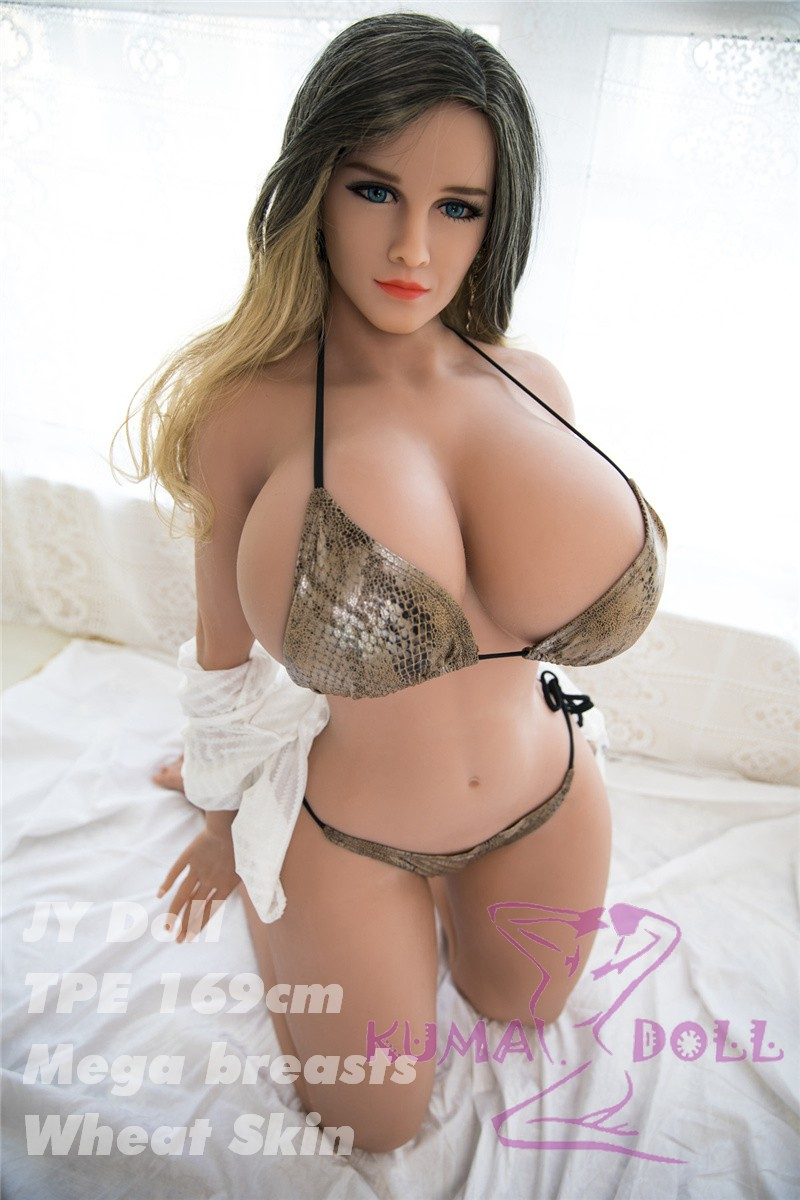 JY Doll TPE Material Love Doll 169cm/5ft5 K-Cup with body makeup Sonia