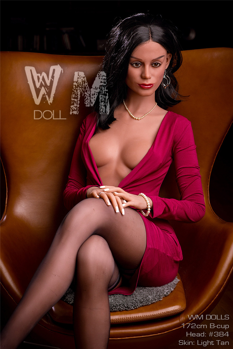WM Doll TPE Material Sex Doll 172cm/5ft6 B-Cup with Head #384