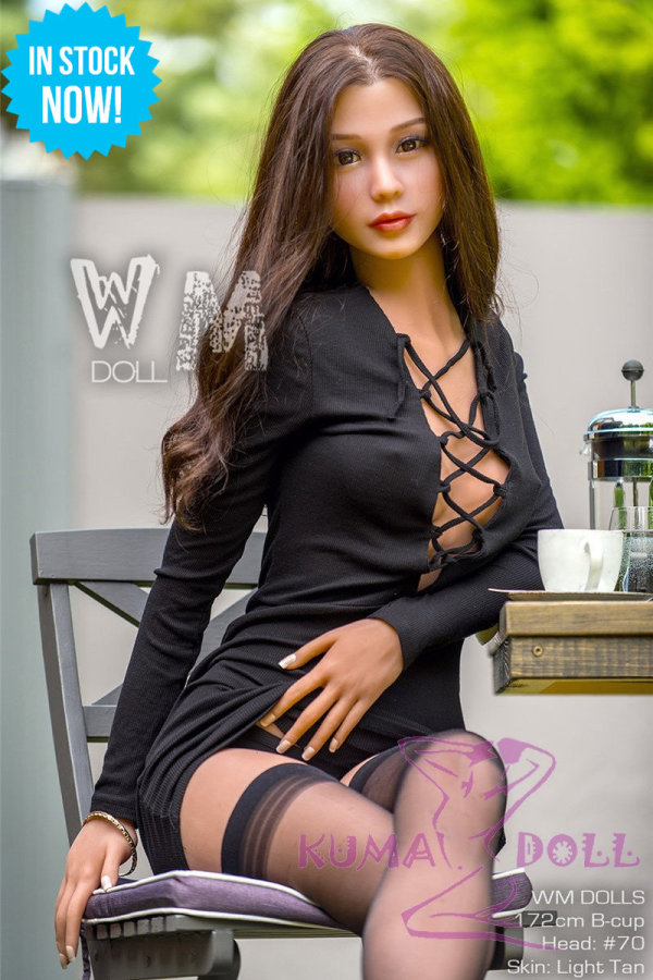 In Stock WM Doll 172cm/5ft6 B-Cup TPE Material Sex Doll Built-in Vagina