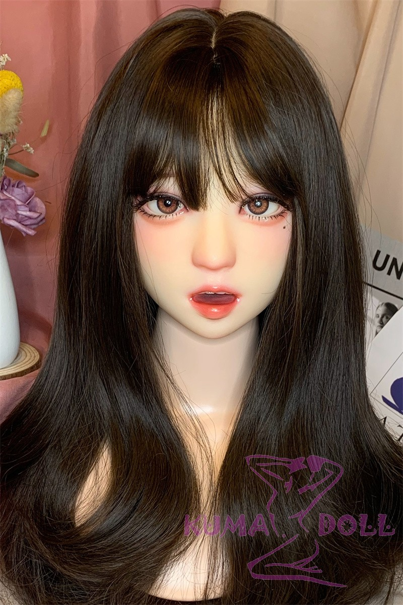 Real Girl Doll R18 TPE head M16 bolt with professional make-up option