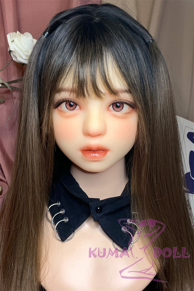 Real Girl Doll R19 TPE head M16 bolt with professional make-up option