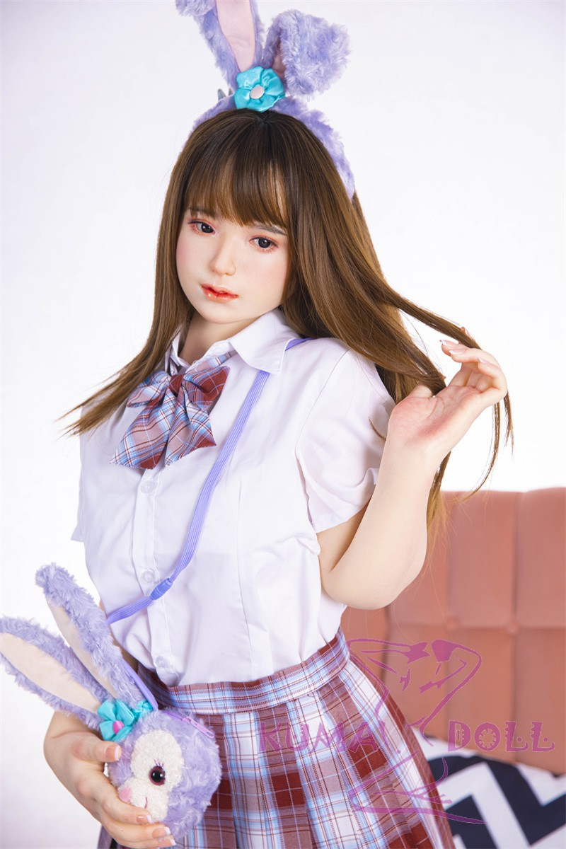 Top Sino Doll & Level-D combo Full Silicone Sex Doll 148cm/4ft8 E-cup Mirei Head RRS Makeup Selectable