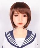 Sanhui Doll 100cm F-cup Silicone Sex Doll Torso #12 head