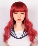 Sanhui Doll 100cm F-cup Silicone Sex Doll Torso #22 head