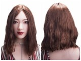 GD Sino Doll 156cm/5ft1 C-cup Silicone Sex Doll with Head G1