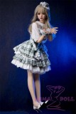 Image02 of 156cm/5ft1 C-cup GD Sino Doll Silicone Sex Doll with Head G1