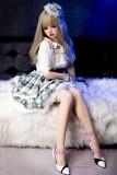 Image07 of 156cm/5ft1 C-cup GD Sino Doll Silicone Sex Doll with Head G1