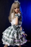 Image03 of 156cm/5ft1 C-cup GD Sino Doll Silicone Sex Doll with Head G1