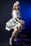 Image05 of 156cm/5ft1 C-cup GD Sino Doll Silicone Sex Doll with Head G1