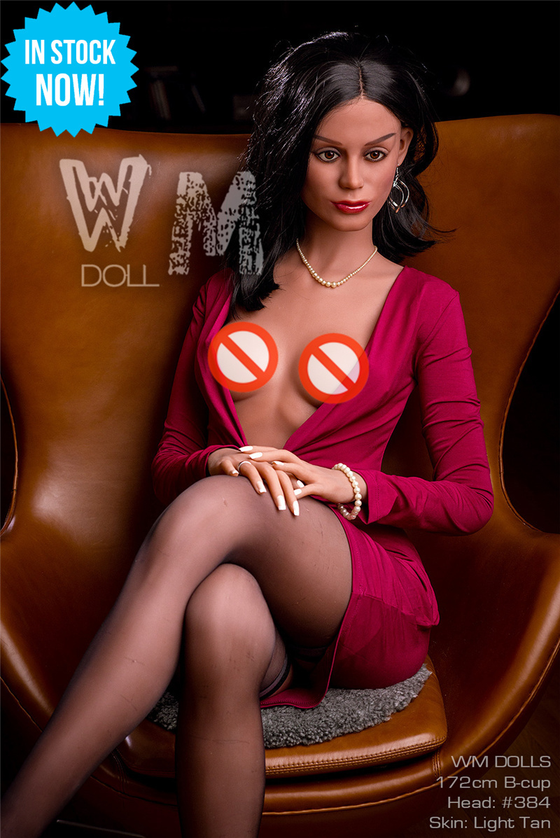 In Stock WM Doll 172cm/5ft6 B-Cup TPE Material Sex Doll Insert Vagina