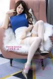 Image07 of 158cm/5ft2 D-cup Ture Idols AV actress Aika Yamagishi supervised Full Silicone Sex doll