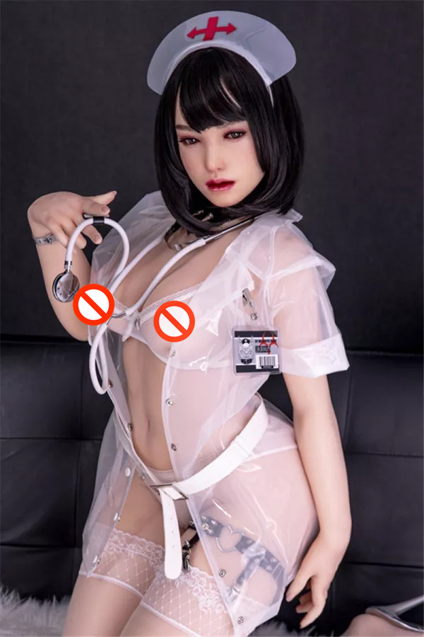 Sino Doll 160cm/5ft3 E-cup Silicone Sex Doll with Head S32