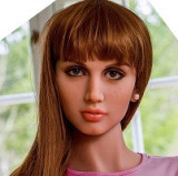 WM Doll TPE Material Love Doll 174cm/5ft7 G-Cup Doll with Head #407