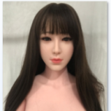 Art Doll Full Silicone Sex Doll 148cm/4ft9 D-cup with M1 Head Mio