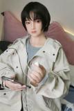 Image02 of My Loli Waifu (abbreviated name MLW) Loli Sex Doll 145cm/4ft8 A-cup Haruto head