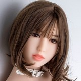 WM Doll TPE Material Love Doll 169cm/5ft5 L-Cup Doll with Head #413