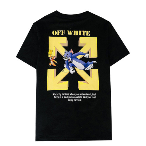 OFF-WHITE T-Shirts 024