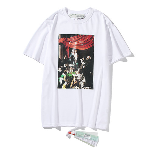 OFF-WHITE T-Shirts 010