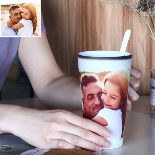 Personalized Magic Mug, Color Changing Cup