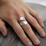 【BUY 2 FREE SHIPPING】NATURE INSPIRATION RING(925 sterling silver )