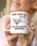I HOPE YOUR BIRTHDAY IS AS GOOD PERSONALIZED MUG MUGS