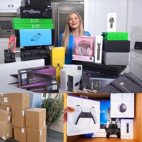 Electronics Mystery Box-90%OFF