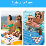 Water Hammock Pool Float Inflatable Floating Bed
